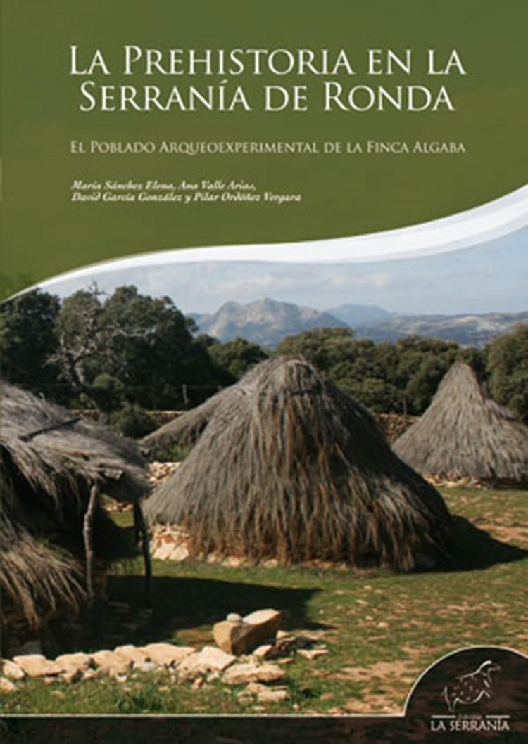 Portada de La Prehistoria en la Serranía de Ronda