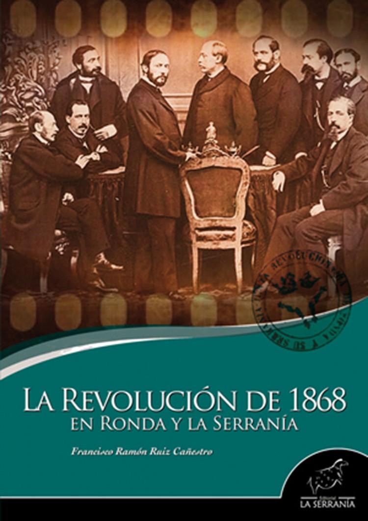 Portada de La Revolución de 1868 en Ronda y La Serranía