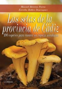 Portada: Las setas de la provincia de Cádiz