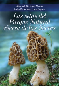 Portada: Las setas del Parque Natural Sierra de las Nieves