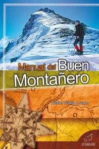 Portada: Manual del buen montañero