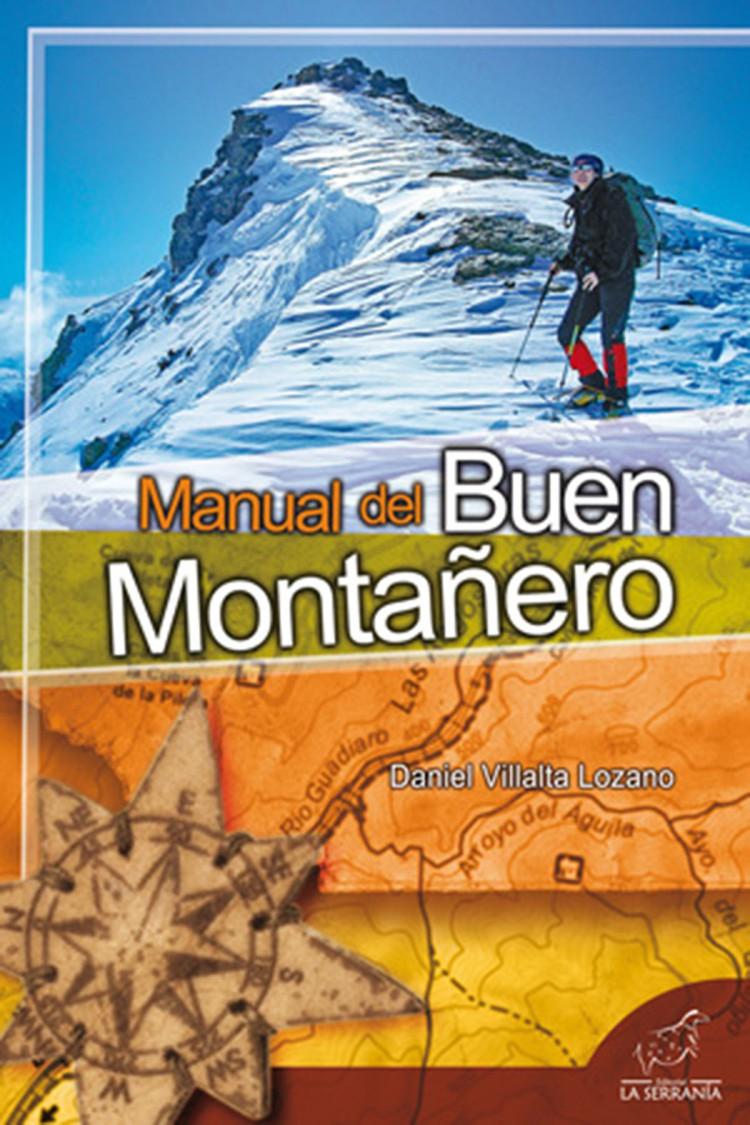 Portada de Manual del buen montañero