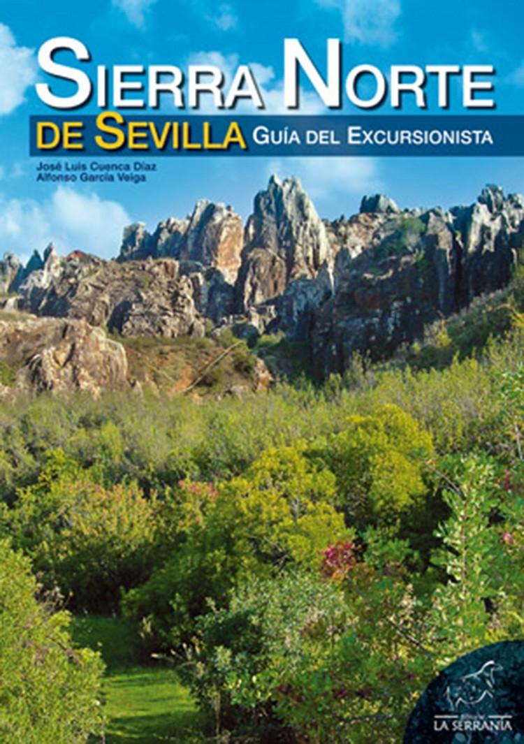 Portada de Sierra Norte de Sevilla. Guía del excursionista