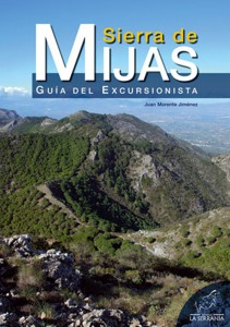 Portada: Sierra de Mijas. Guía del excursionista
