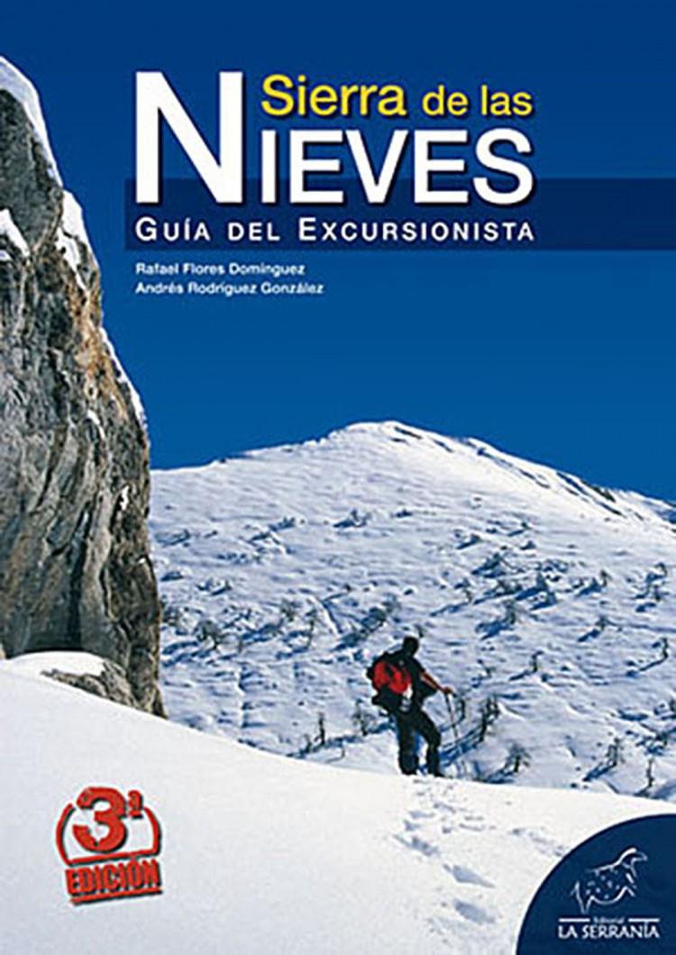 Portada de Sierra de las Nieves. Guía del excursionista
