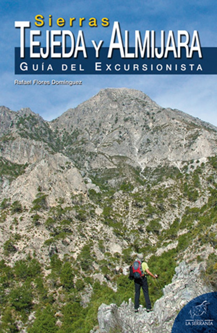 Portada de Sierras Tejeda y Almijara. Guía del excursionista