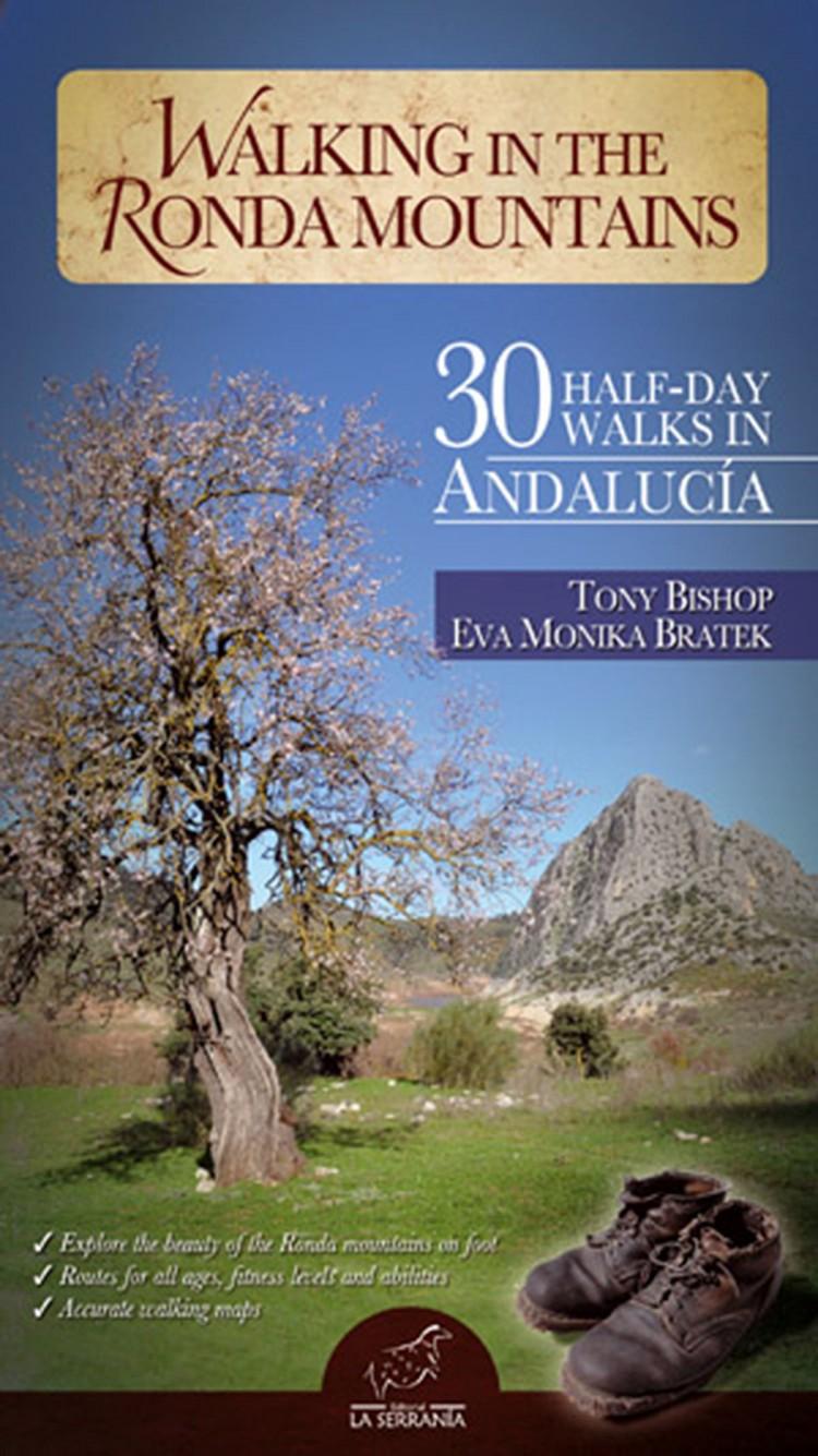 Portada de Walking in the Ronda Mountains. 30 Half-day Walks in Andalucia