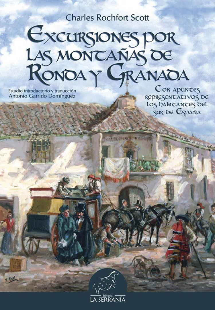 Portada de Excursiones por las montañas de Ronda y Granada