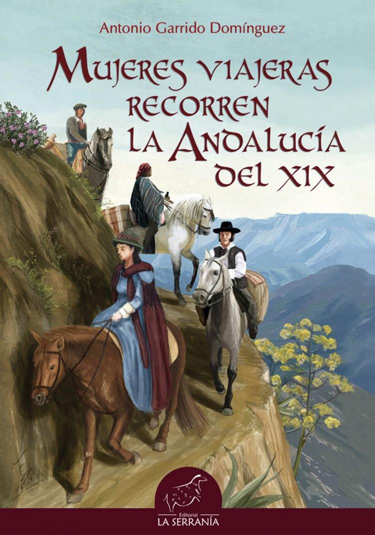 Portada de Mujeres viajeras recorren la Andalucía del XIX