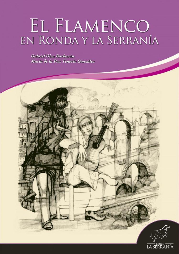 Portada de El flamenco en Ronda y la Serranía