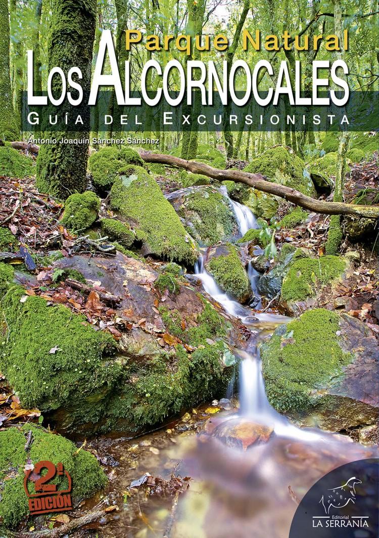 Portada de Parque Natural Los Alcornocales. Guía del excursionista (2ª ed.)