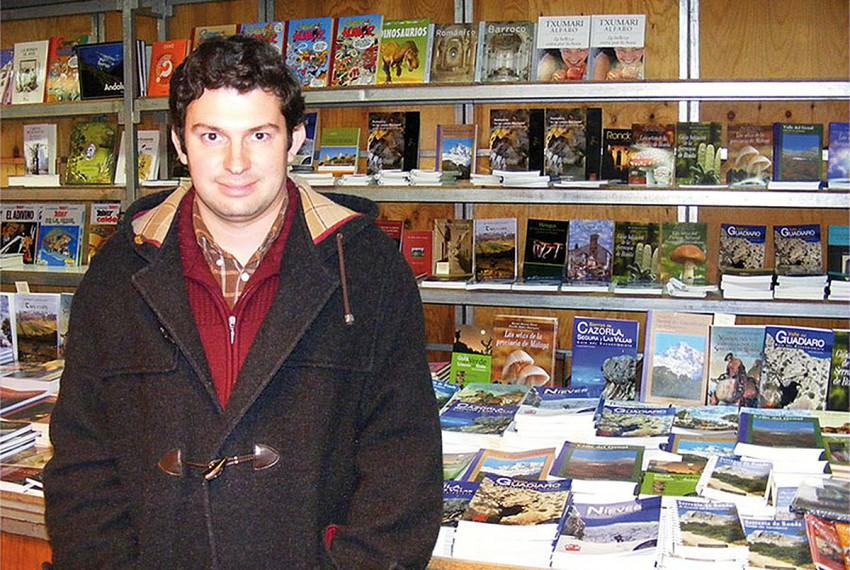 Entrevista a José Manuel Dorado, Director de la Editorial 'La Serranía'