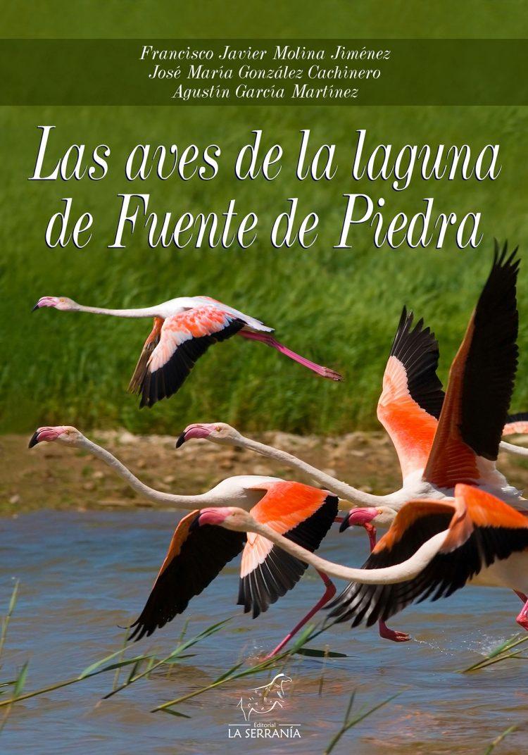 Portada de Las aves de la laguna de Fuente de Piedra