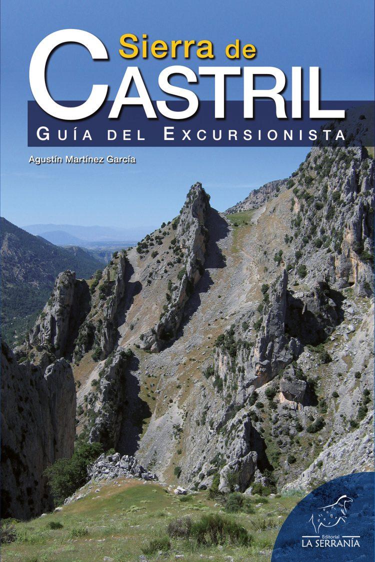Portada de Sierra de Castril. Guía del excursionista