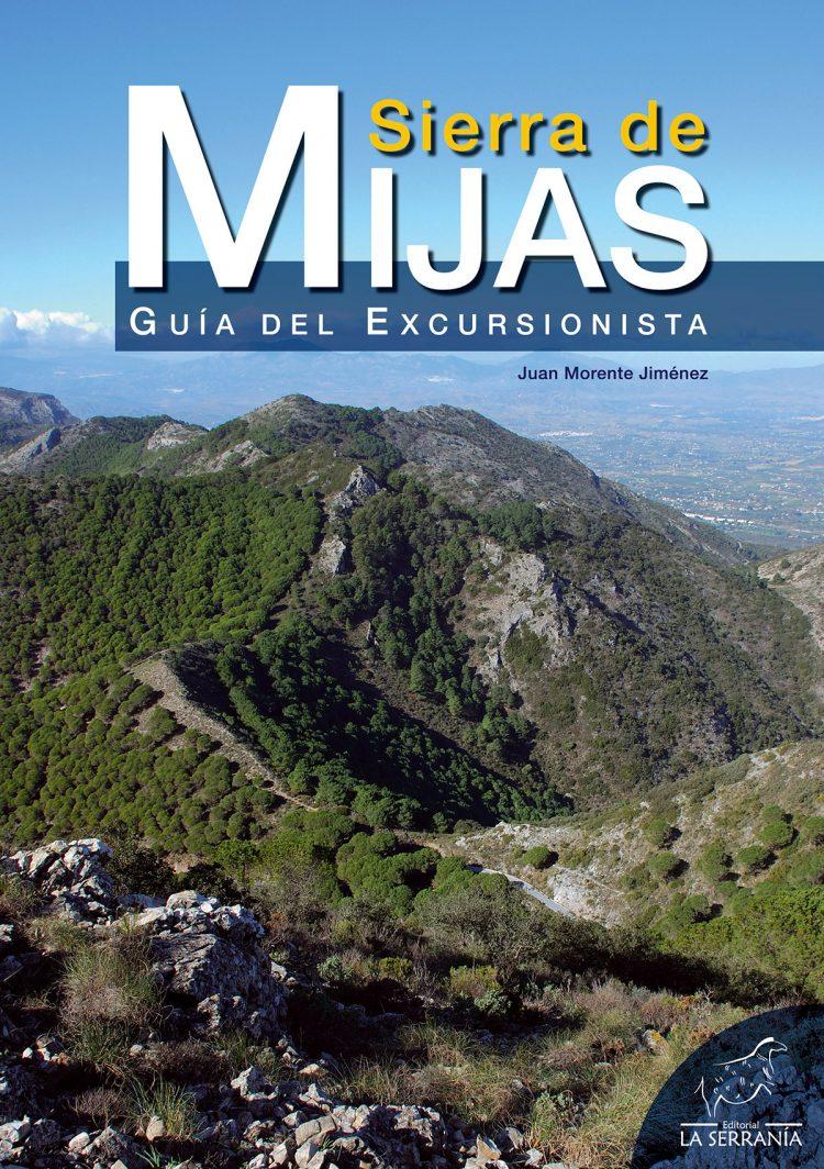 Portada de Sierra de Mijas. Guía del excursionista