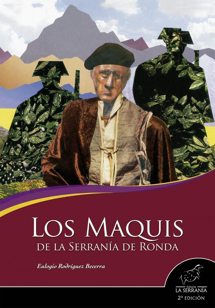 Portada de Los maquis de la Serranía de Ronda