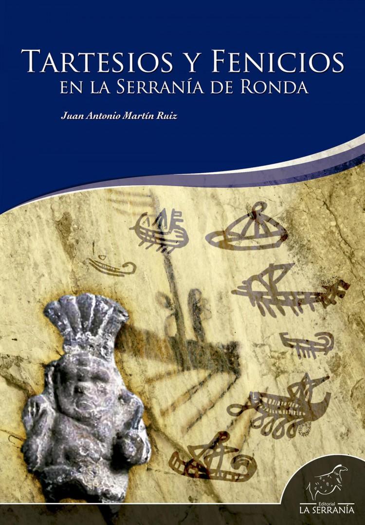 Portada de Tartesios y fenicios en la Serranía de Ronda