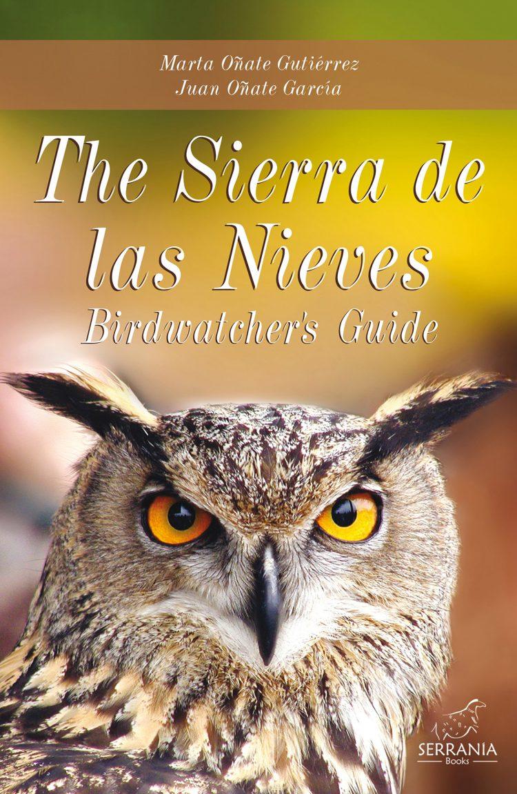 Portada de The Sierra de las Nieves. Birdwatcher´s Guide