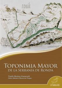 Portada: Toponimia mayor de la Serranía de Ronda