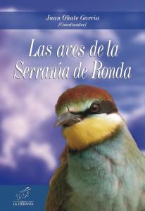 Portada: Las aves de la Serranía de Ronda