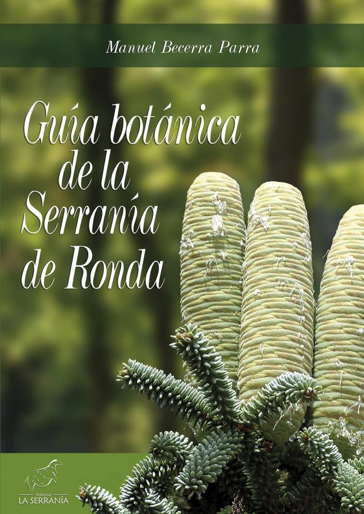 Portada de Guía botánica de la Serranía de Ronda