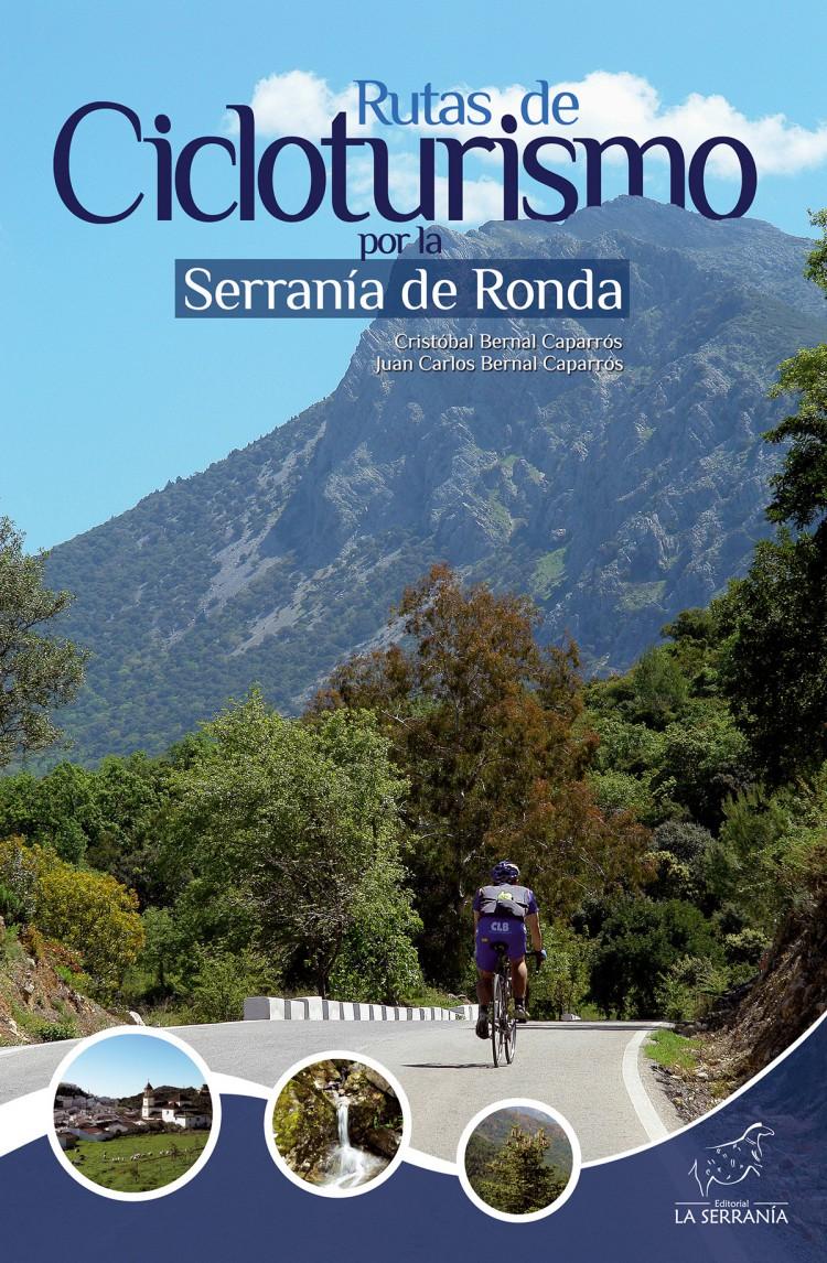 Portada de Rutas de Cicloturismo por la Serranía de Ronda