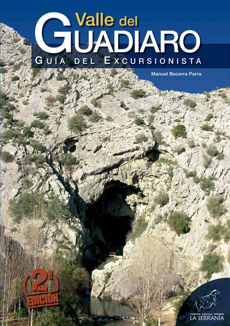 Portada de Valle del Guadiaro. Guía del excursionista