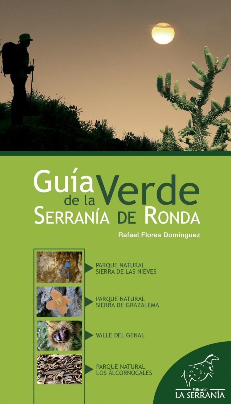 Portada de Guía verde de la Serranía de Ronda (2ª ed.)