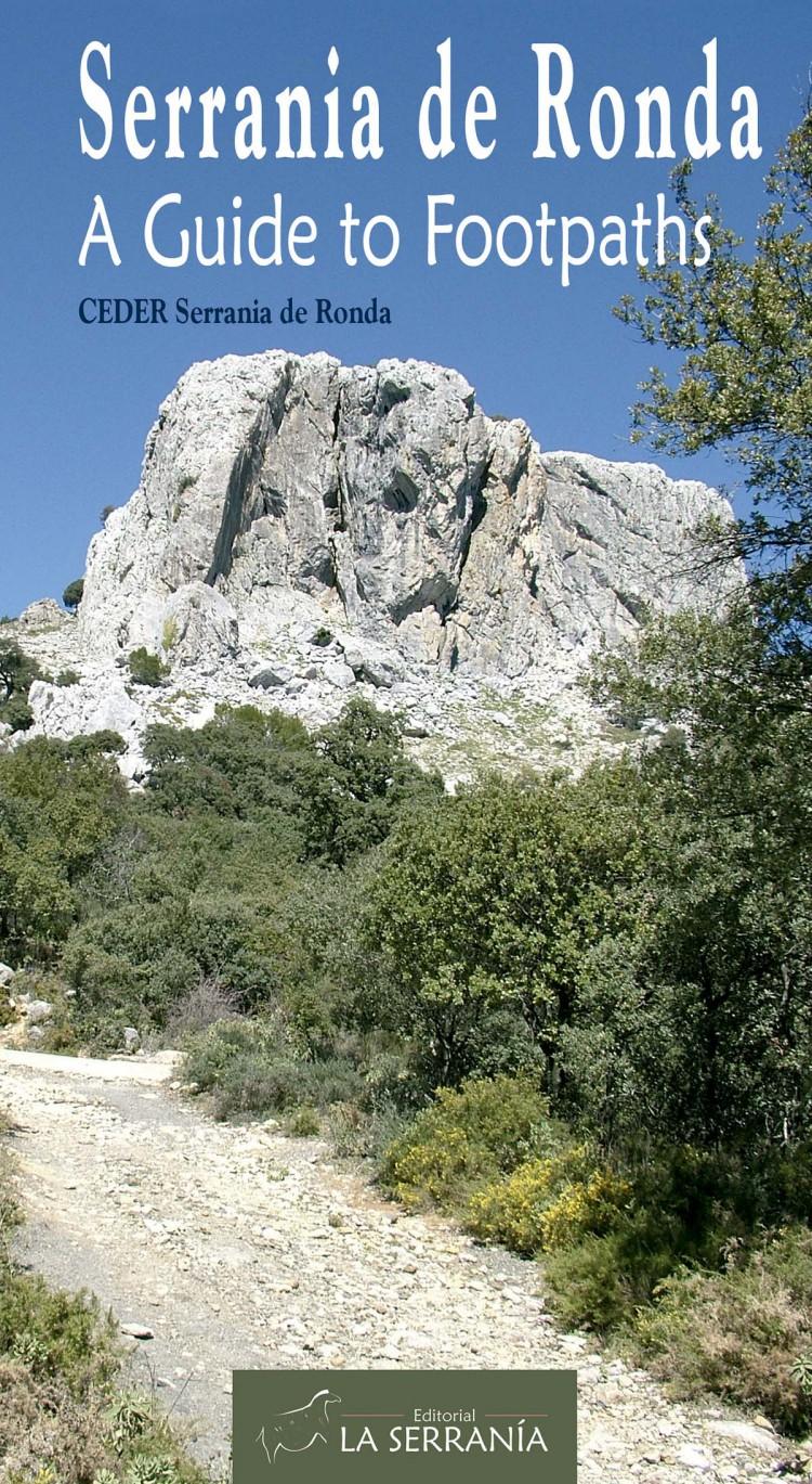 Portada de Serranía de Ronda. A Guide to Footpaths