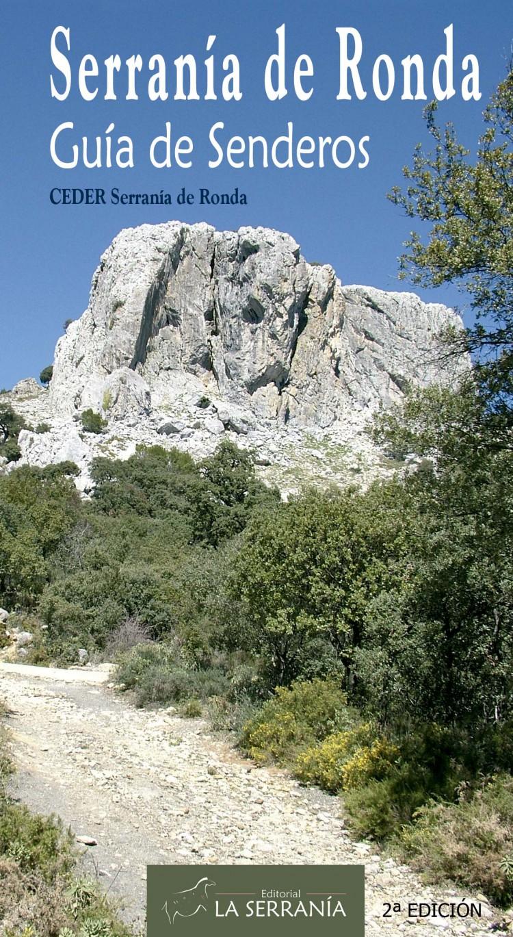 Portada de Serranía de Ronda. Guía de senderos