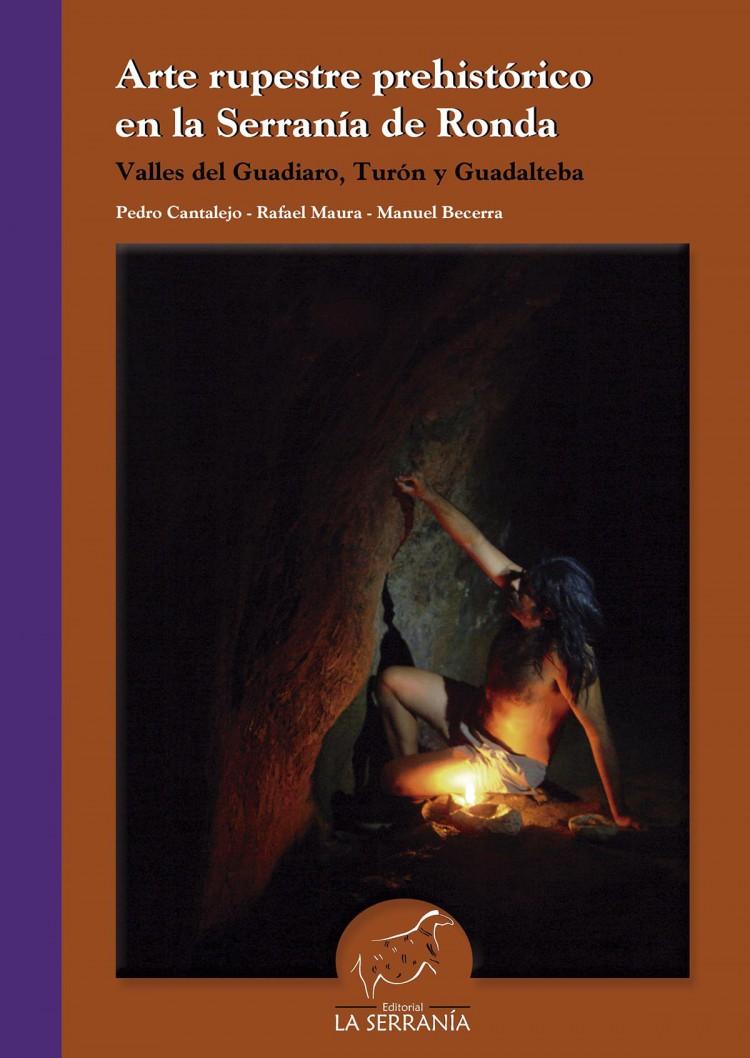 Portada de Arte rupestre prehistórico en la Serranía de Ronda