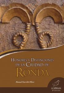 Honores y distinciones de la ciudad de Ronda (2ª ed.)