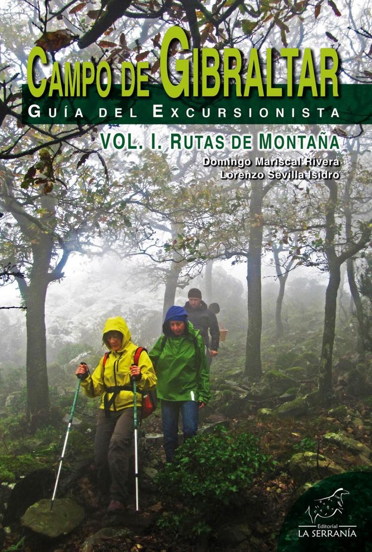 Portada de Campo de Gibraltar. Guía del excursionista
