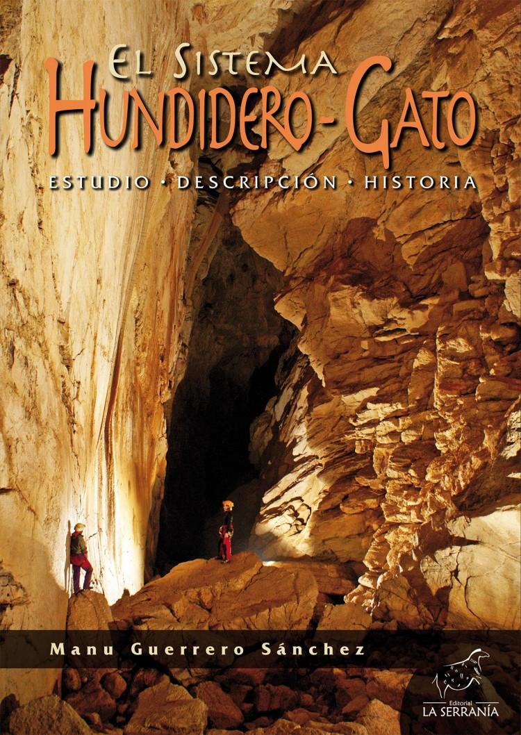 Portada de El sistema Hundidero-Gato. Estudio, descripción, historia