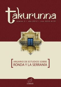 Takurunna nº 2. Anuario de Estudios sobre Ronda y la Serranía