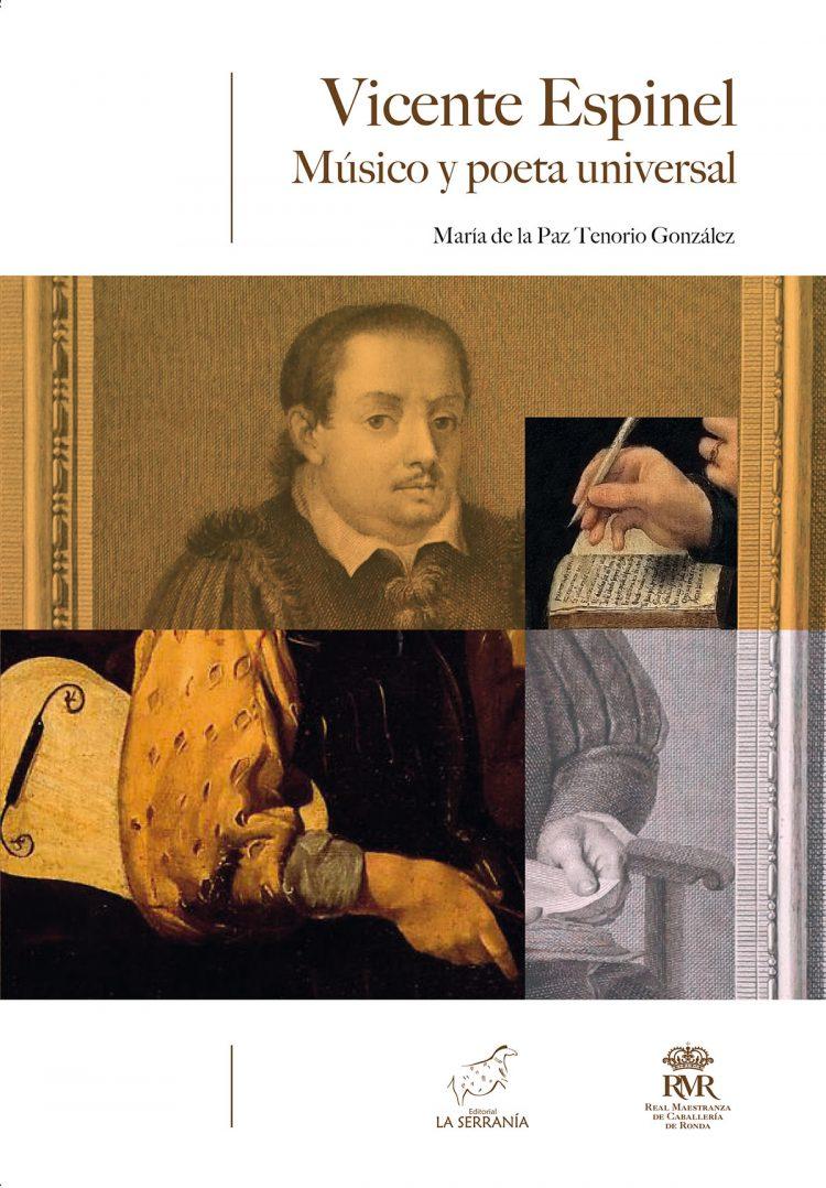 Portada de Vicente Espinel, músico y poeta universal