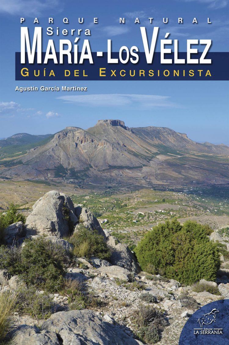 Portada de Parque Natural Sierra María-Los Vélez. Guía del excursionista