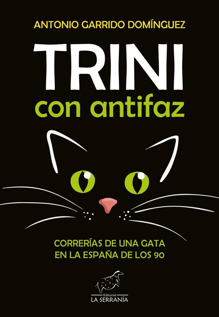 Portada de Trini con antifaz