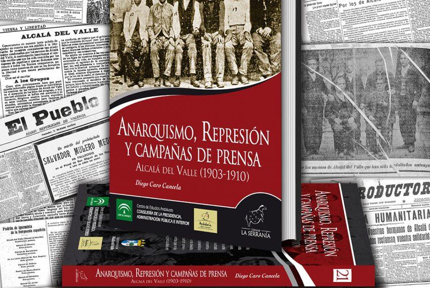 Un volumen rescata los Sucesos de Alcalá del Valle, cuya repercusión internacional fue superior a la Mano Negra y Casas Viejas