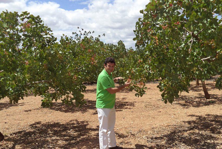 «Del conocimiento viene el respeto y eso pretendo también con la agricultura»
