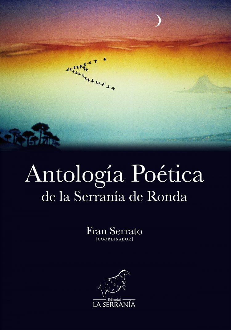 Portada de Antología Poética de la Serranía de Ronda